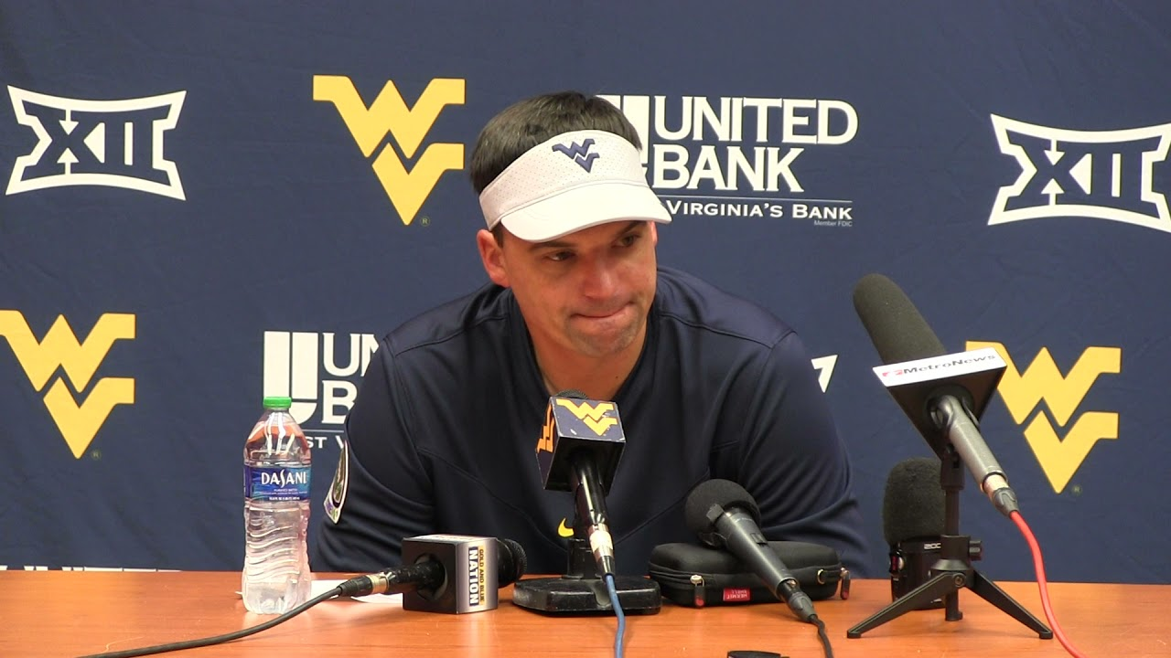 What Neal Brown Said Following the Loss to Oklahoma