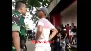 Download Mp3 Tni Duel Sama Tukang Parkir
