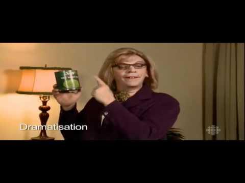 3600 Secondes d'extase   M  May et le parti verte de le Canada et son message verte  S4E20 03 Mars 2011