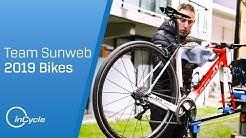 Team Sunweb's 2019 Bikes Analyzed   Bikes in Focus   inCycle