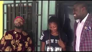 Nedu The Oja Landlord Adventure (Part 1) - Nedu wazobia fm
