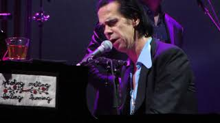 nick cave the bad seeds the ship song into my arms prague 20171026