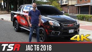 JAC T6 2018 | Agustín Casse