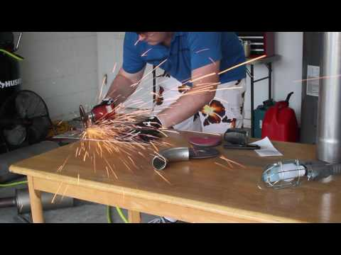 Reduce Exhaust Drone by Building a Helmholtz Resonator