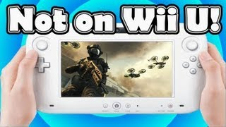 No Call of Duty: Black Ops 2 for Wii U......yet - Info confirmed by World Reveal Trailer