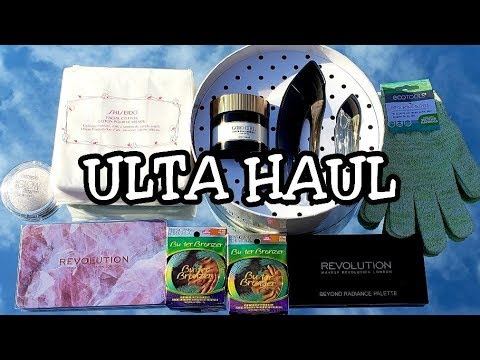 Ulta Beauty Haul - Perfume, Bronzer's, Highlighter's, Eyeshadow Palettes and MORE thumbnail