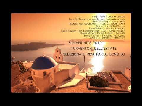 i-tormentoni-dell'-estate-2019-le-canzoni-del-momento-2019---summer-hits-2019-(paride-bono-dj)iiivol