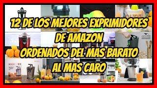EXPRIMIDORES DE NARANJAS / EXPRIMIDORES AMAZON / COMPRAR EXPRIMIDOR
