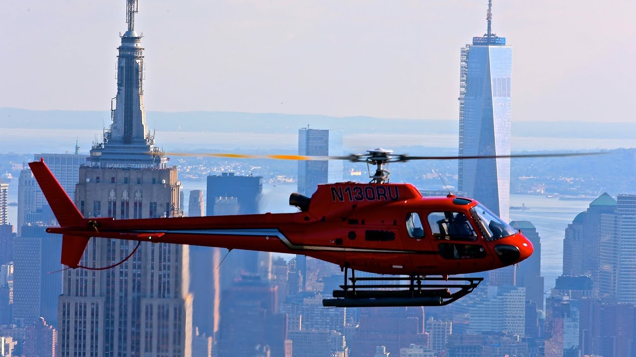 New York City Five Boroughs Helicopter Tour 2021