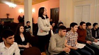 Первое заседание молодёжного совета в Петербурге
