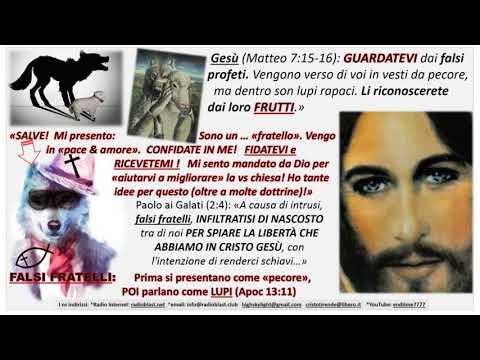 Fr Giuseppe: Risposta ad Andrea e alla sua guida Eliseo Bonanno!