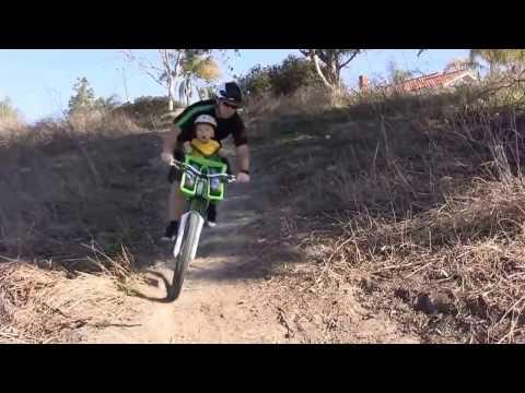 Велокресло Ibert Велосипедное кресло для детей Ibert Детское сиденье на велосипед