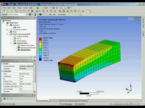 ansys tutorial release 12 1 Ansys workbench tutorial release 121 sep 9, 2010 by kent lawrence paperback $4050 $ 40 50 $5995 prime free shipping on eligible orders only 1 left in stock.