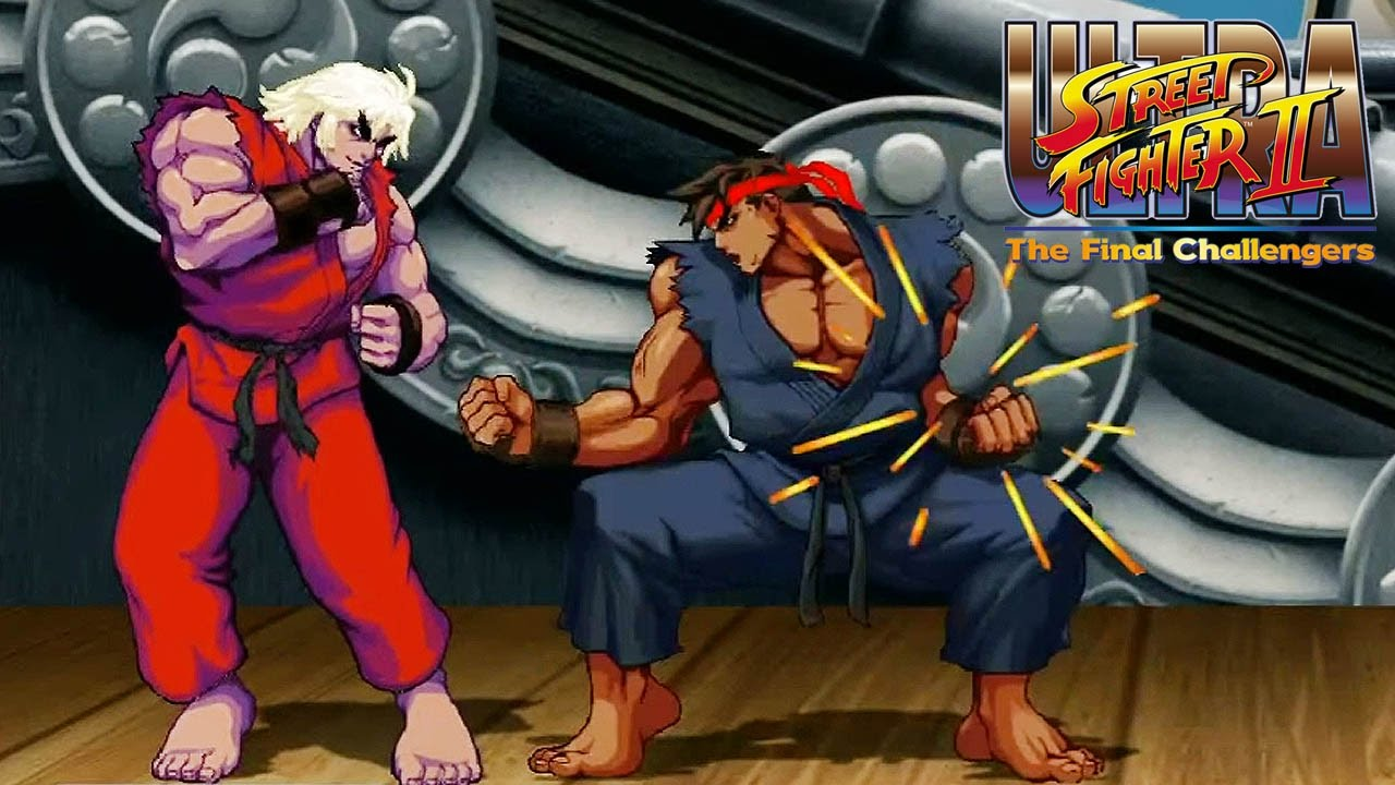 Ultra Street Fighter Ii The Final Challengers Evil Ryu Violent