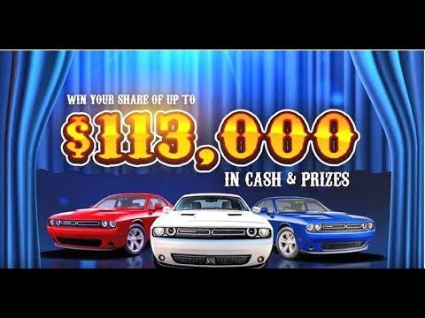 Win 1 of 3 Dodge Challengers!