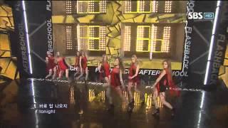 애프터스쿨 [Rip Off/ Flashback] @SBS Inkigayo 인기가요 20120624