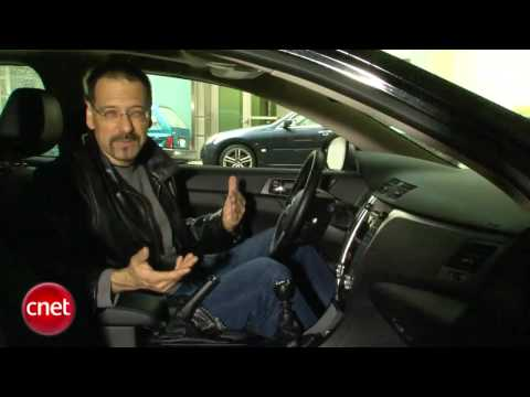 Car Tech  2010 Suzuki Kizashi SLS FW review