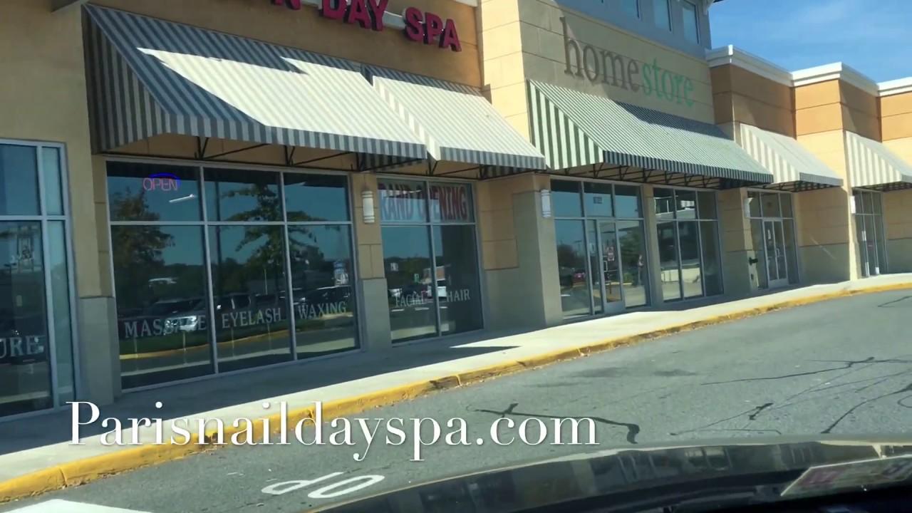 Paris nail day spa (best nails salon in manassas, Woodbridge ...