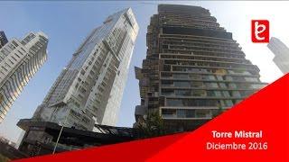 Torre Mistral (Siroco Elite Residences) Diciembre 2016   www.edemx.com