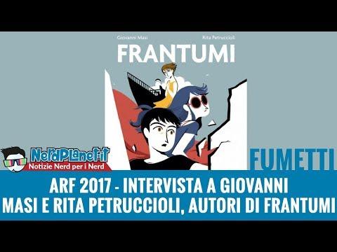 ARF 2017 - Frantumi, intervista a Giovanni Masi e Rita Petruccioli