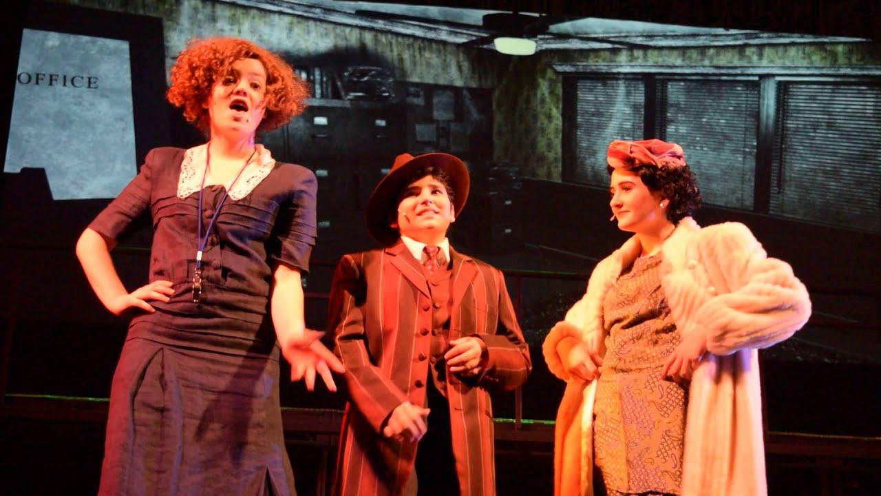 Ari Rooster - Easy Street Broadway Bound' Annie