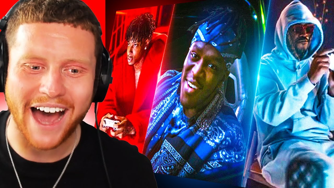 Sidemen React to KSI – Number 2 (feat. Future & 21 Savage) [Official Music Video]