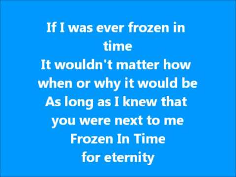 Frozen In Time The New Wedding Song