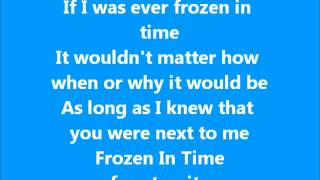 Frozen In Time (The New Wedding Song)  - James Collins (Top 10 Wedding Songs Of All Time)