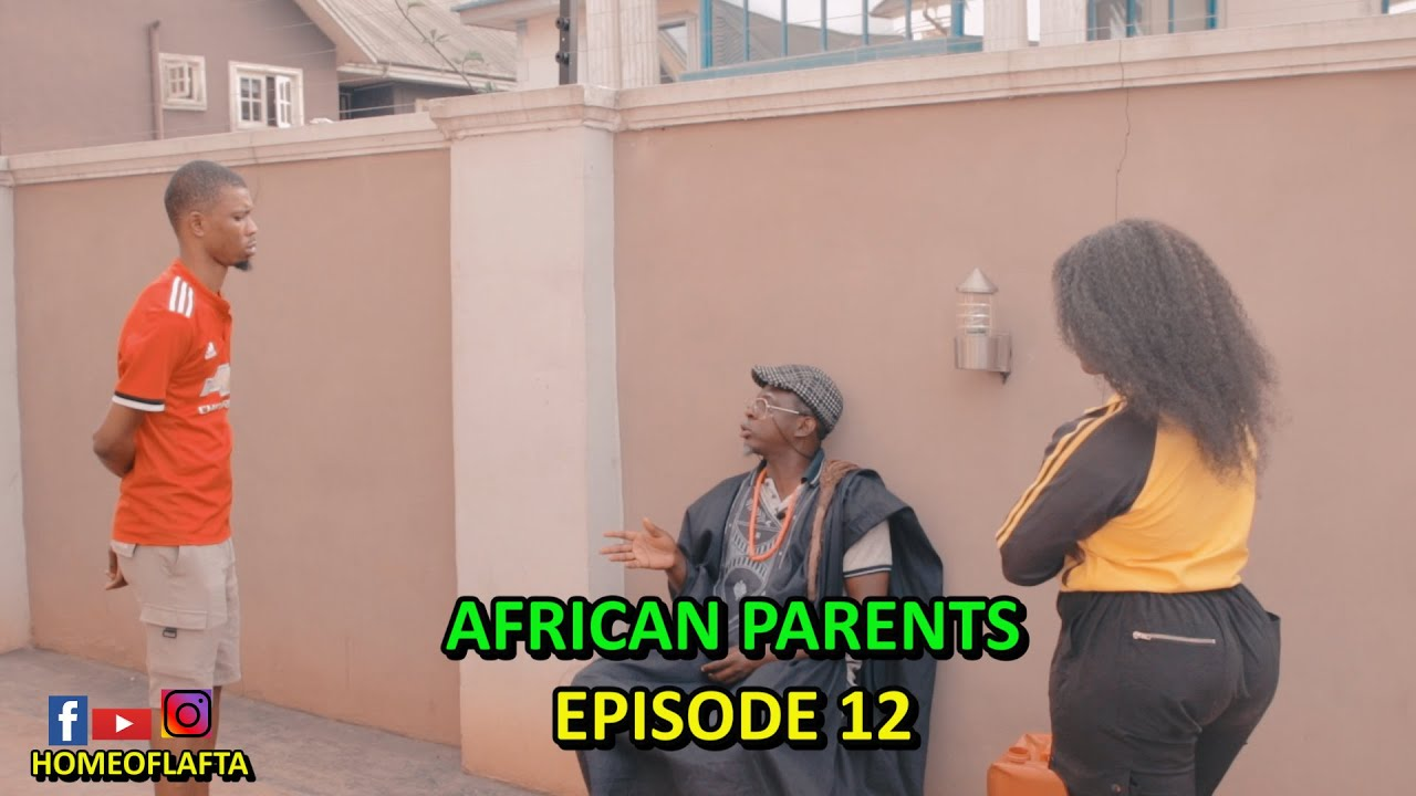 Download THE SMART FATHER | Homeoflafta comedy