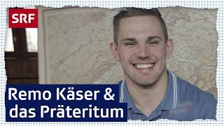 «I muess hurti studieren» - Remo Käser löst eine Deutschprüfung | die Prüfung