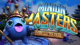 Minion masters commander azali at master rank
