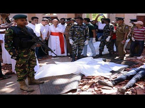ارتفاع عدد قتلى هجمات سريلانكا إلى 290 قتيلا  - نشر قبل 2 ساعة