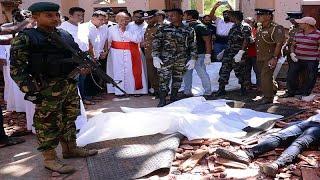 ارتفاع عدد قتلى هجمات سريلانكا إلى 290 قتيلا