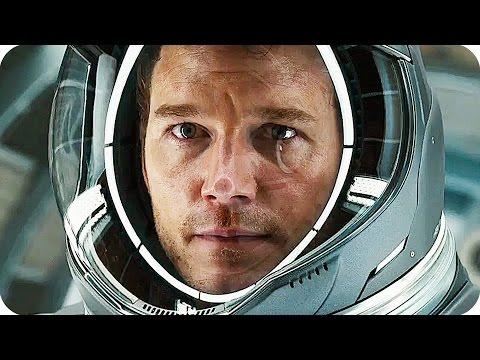 PASSENGERS International Trailer (2016) Jennifer Lawrence, Chris Pratt Science Fiction Movie