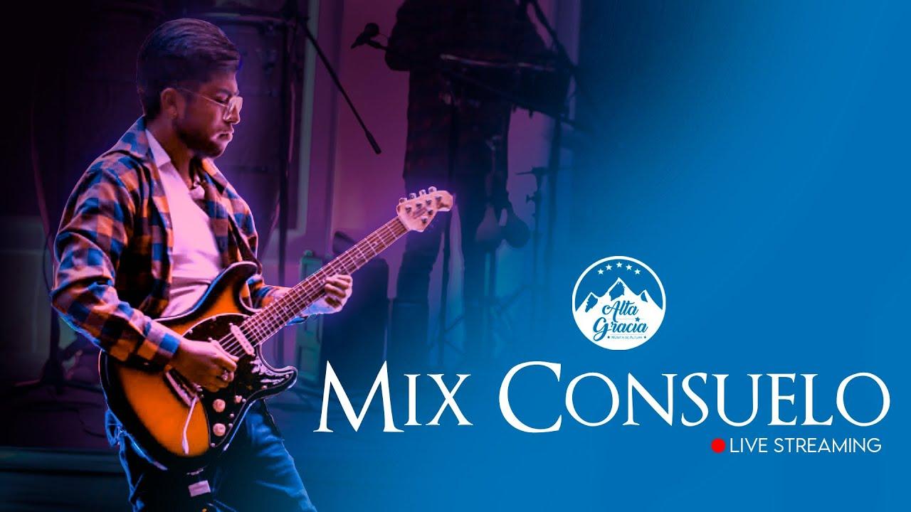 Download Altagracia MIX CONSUELO (Cumbia Peruana En Vivo)