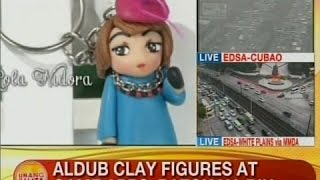 UB: AlDub clay figures at game apps, patok na rin