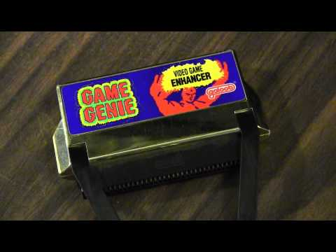 CGRundertow - GAME GENIE for NES Video Game Accessory Review
