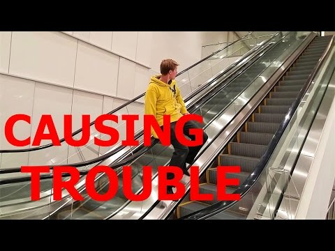 CAUSING TROUBLE IN MINNEAPOLIS - Vlog 104