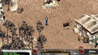 Let's Play Fallout 2 [Blind] 006 Arroyo