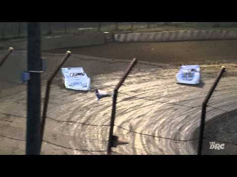 Brushcreek Motorsports Complex | 6.19.15 | Buckeye Late Model Dirt Week | Late Model Dash