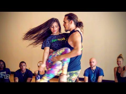 Measure - Begin Again - Ry'El (Henry Velandia) & Jessica Lamdon - Dance Improvisation - Atlanta