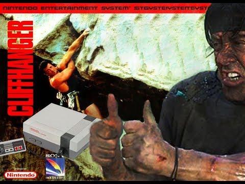 Cliffhanger - Nintendo NES - FULL PLAYTHROUGH - Defeated