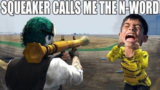 The Loudest Squeaker In GTA ONLINE Called Me The N-Word