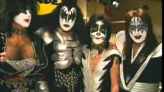 Kiss Inerview 1999.