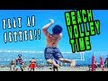 Kiklos Beach Volleyball tournament  DAY1 play SETTER!!!