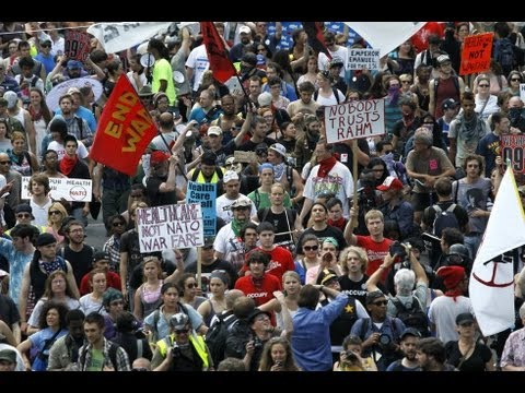 The Rise of the New Left (with Cliff Schecter)