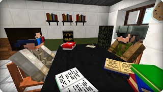 Задание от Аякса [ЧАСТЬ 2] Зомби апокалипсис в майнкрафт! - (Minecraft - Сериал)