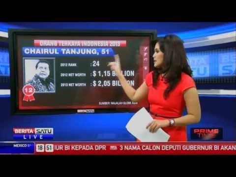 15 Orang Terkaya Indonesia 2013 Versi Majalah Globe