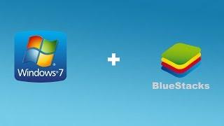 como descargar e instalar bluestacks para windows 7