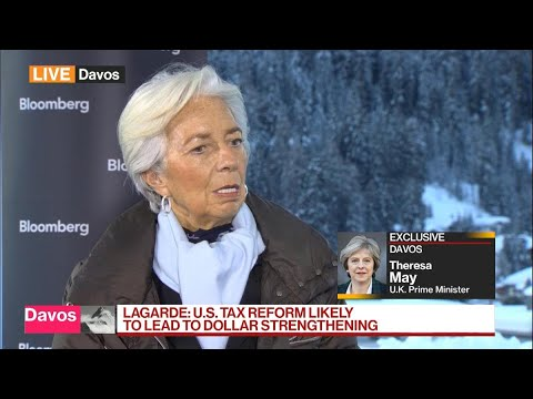 IMF's Lagarde Calls Trade 'Significant Engine of Growth'